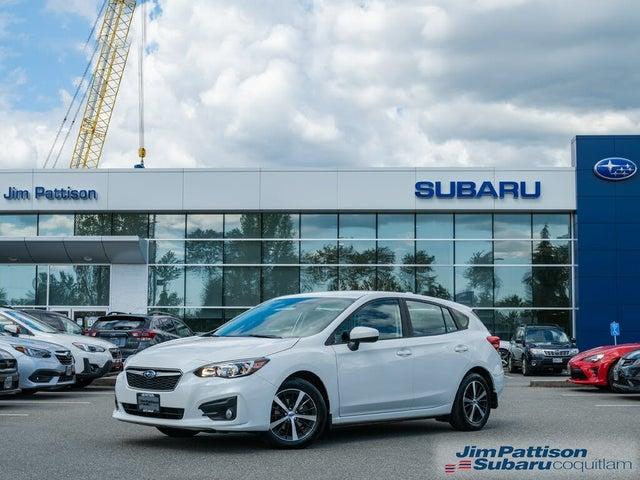 2019 Subaru Impreza 2.0i Touring Sedan AWD