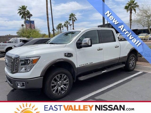 2016 Nissan Titan XD Platinum Reserve Crew Cab 4WD