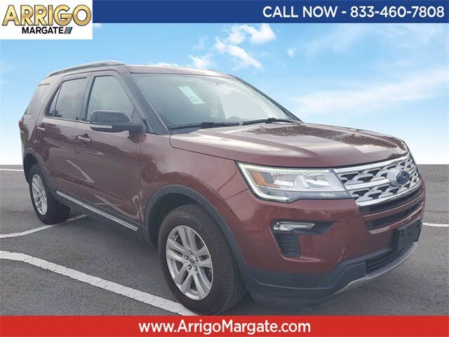 2018 Ford Explorer XLT AWD