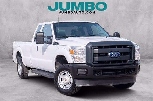 2015 Ford F-250 Super Duty XL SuperCab LB 4WD