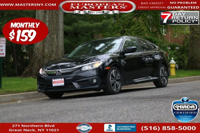 2017 Honda Civic EX-L with Navigation