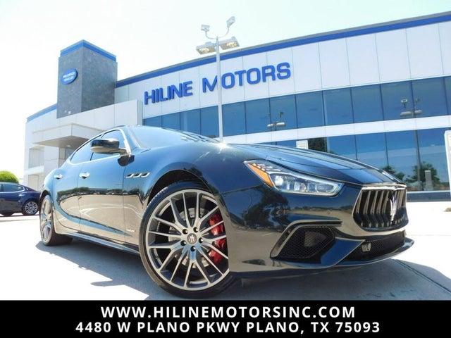 2018 Maserati Ghibli S Q4 GranSport 3.0L AWD