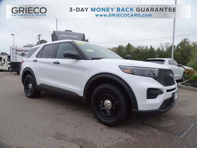 2021 Ford Explorer Hybrid Police Interceptor AWD