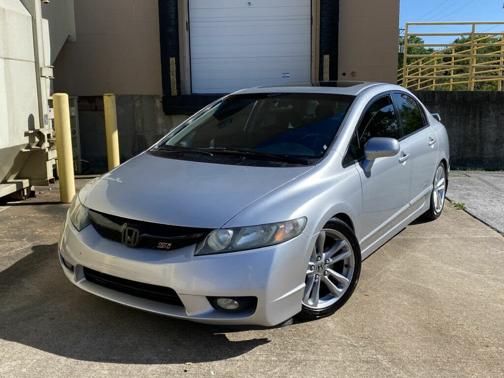 Used 2010 Honda Civic Si For Sale With Photos Cargurus