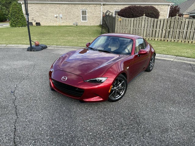 2019 Mazda MX-5 Miata RF Grand Touring RWD