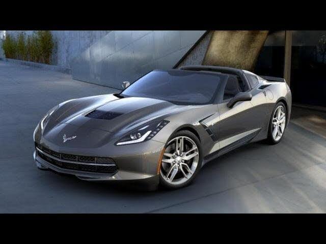 2015 Chevrolet Corvette Stingray Z51 2LT Coupe RWD