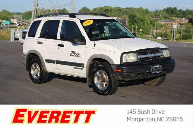 2004 Chevrolet Tracker ZR2 4-Door 4WD