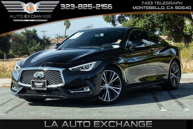 2019 INFINITI Q60 3.0t Pure Coupe RWD