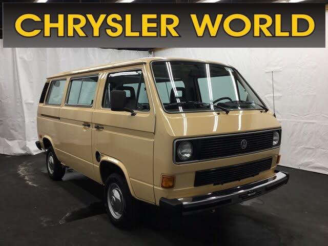 1985 Volkswagen Vanagon GL Passenger Van