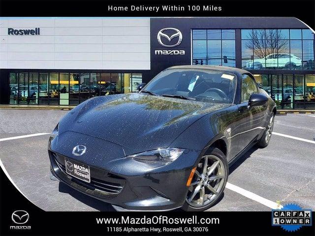 2016 Mazda MX-5 Miata Grand Touring Convertible