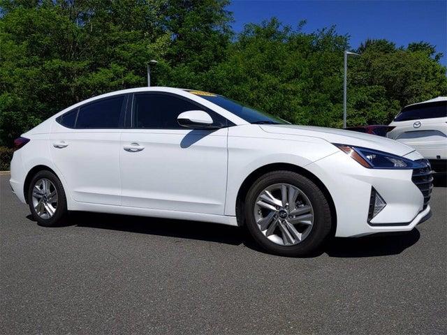 2019 Hyundai Elantra SEL Sedan FWD
