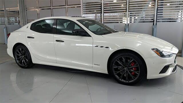 2021 Maserati Ghibli GranSport RWD