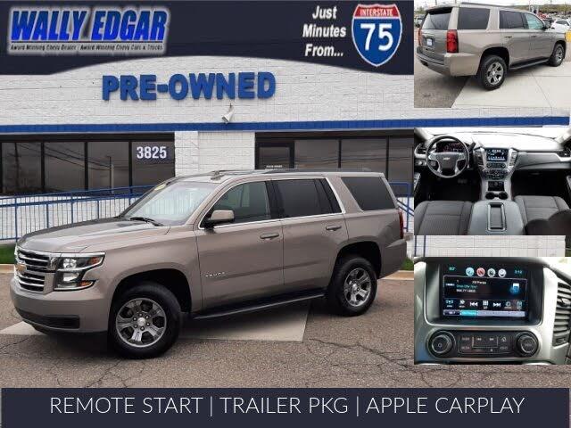2019 Chevrolet Tahoe LS 4WD