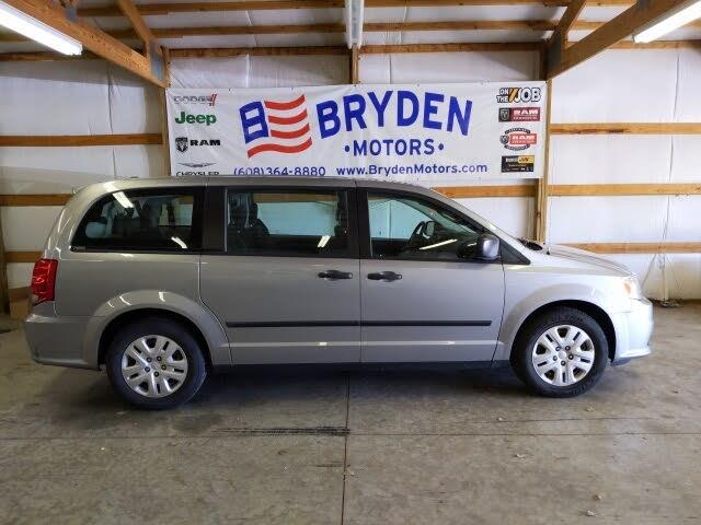 2016 Dodge Grand Caravan American Value Package FWD