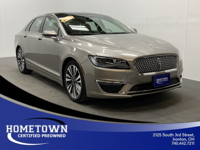 2019 Lincoln MKZ Reserve II AWD