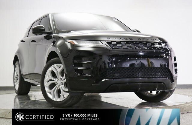 2020 Land Rover Range Rover Evoque P300 R-Dynamic S AWD