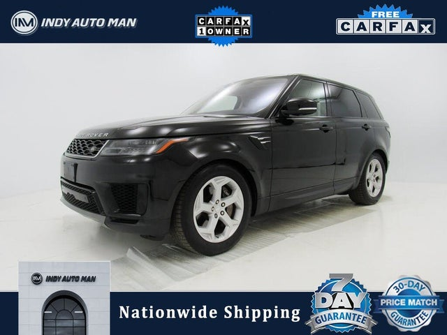 2018 Land Rover Range Rover Sport V6 SE 4WD
