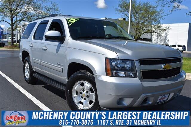 2013 Chevrolet Tahoe LS RWD