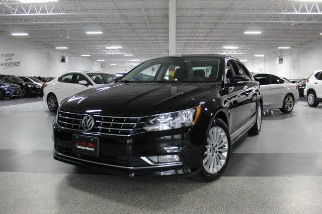 2016 Volkswagen Passat 1.8T Comfortline