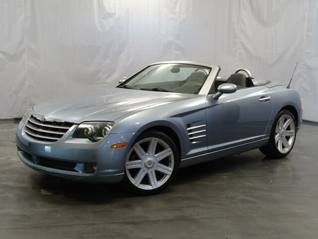 2007 Chrysler Crossfire Limited Roadster RWD