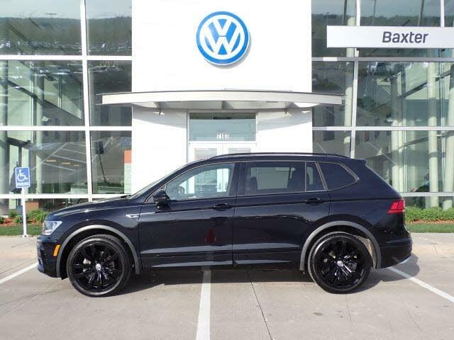 2020 Volkswagen Tiguan SE R-Line Black FWD