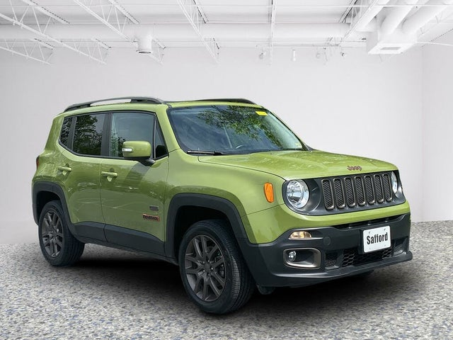 2016 Jeep Renegade Latitude 75th Anniversary 4WD