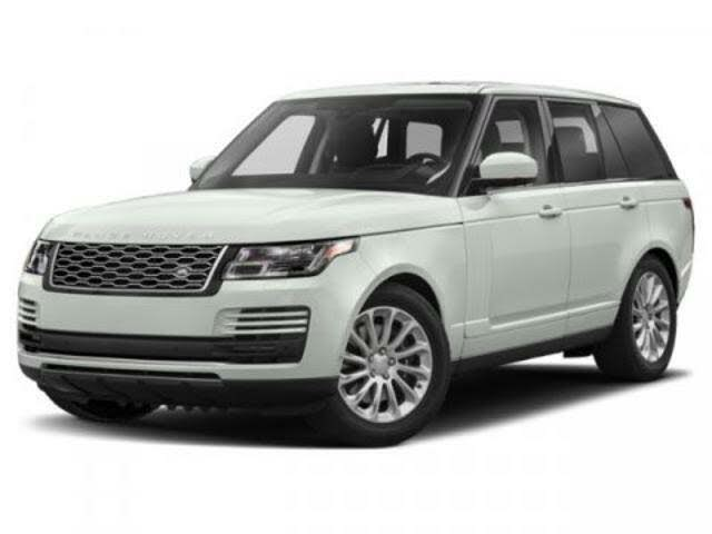 2020 Land Rover Range Rover SVAutobiography V8 Dynamic 4WD