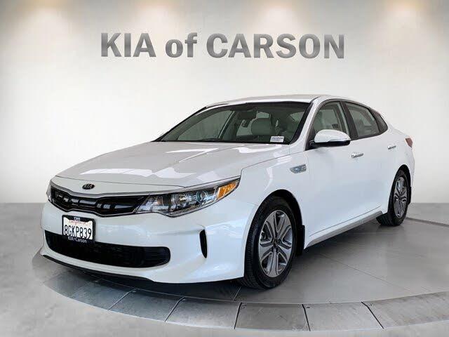 2018 Kia Optima Hybrid EX FWD