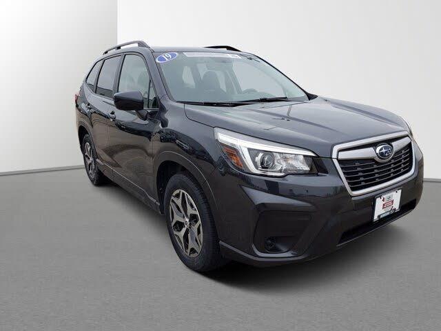 2019 Subaru Forester 2.5i Premium AWD