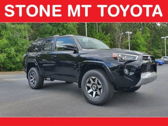 2021 Toyota 4Runner TRD Off-Road Premium 4WD
