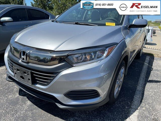 2019 Honda HR-V LX AWD