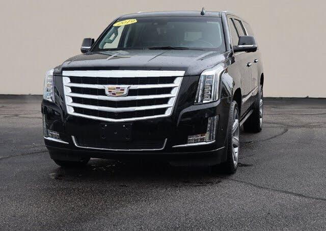 2019 Cadillac Escalade ESV Premium Luxury 4WD