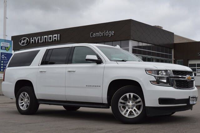 2019 Chevrolet Suburban 1500 LS 4WD