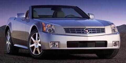 2005 Cadillac XLR RWD