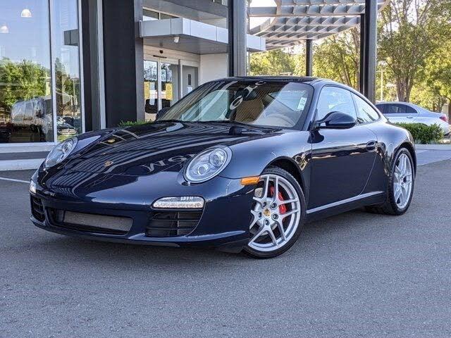 2011 Porsche 911 Carrera S Coupe RWD