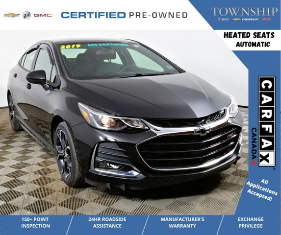2019 Chevrolet Cruze LT Sedan FWD