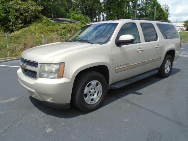 2009 Chevrolet Suburban 1500 2LT RWD