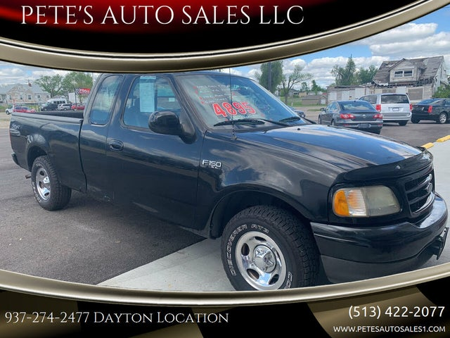2003 Ford F-150 XL Extended Cab SB