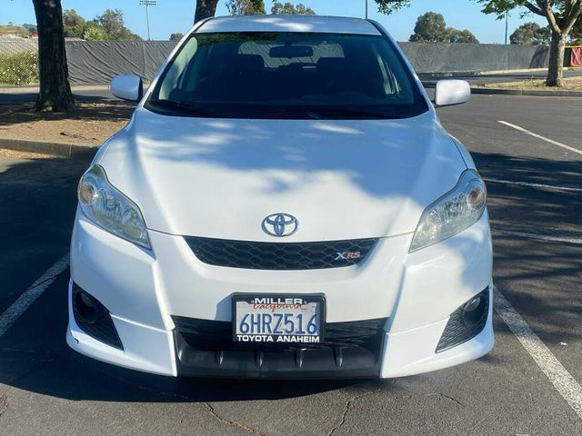 2010 Toyota Matrix XRS