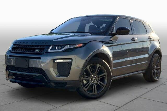2018 Land Rover Range Rover Evoque SE Premium AWD