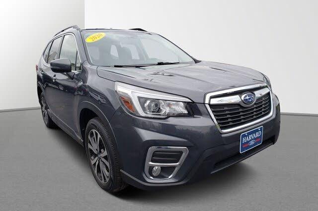 2020 Subaru Forester 2.5i Limited AWD
