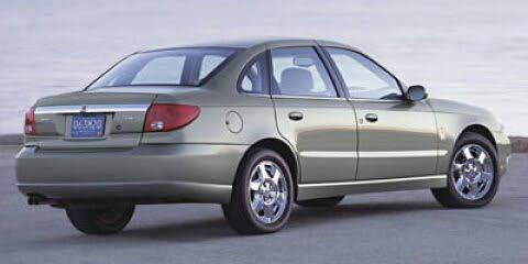2005 Saturn L300 STD