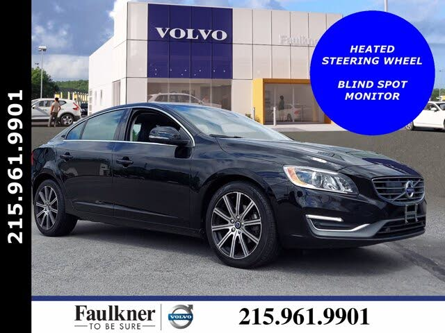 2018 Volvo S60 T5 Inscription Platinum
