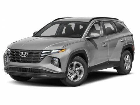 2022 Hyundai Tucson SEL FWD
