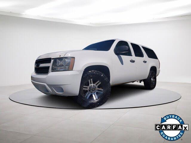 2012 Chevrolet Suburban 2500 Fleet 4WD