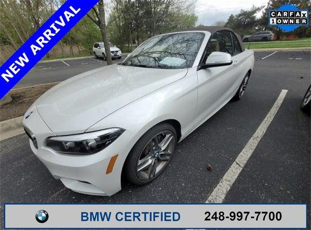 2018 BMW 2 Series 230i xDrive Convertible AWD