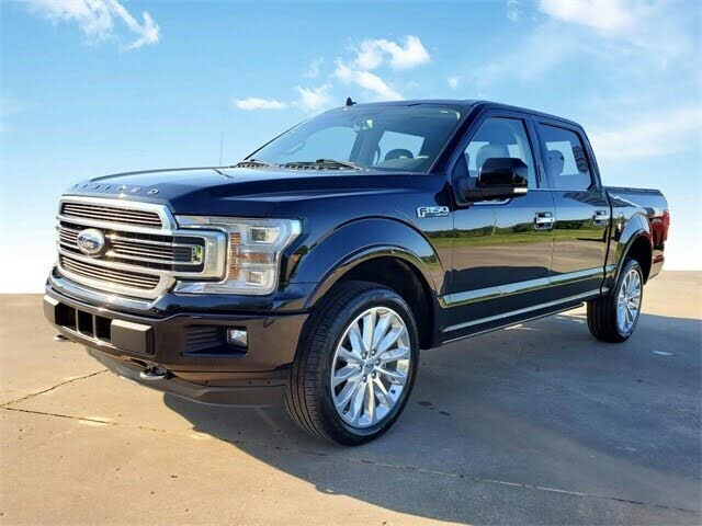 2020 Ford F-150 Limited SuperCrew 4WD