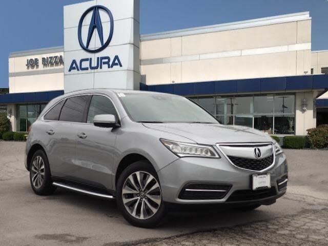 2016 Acura MDX