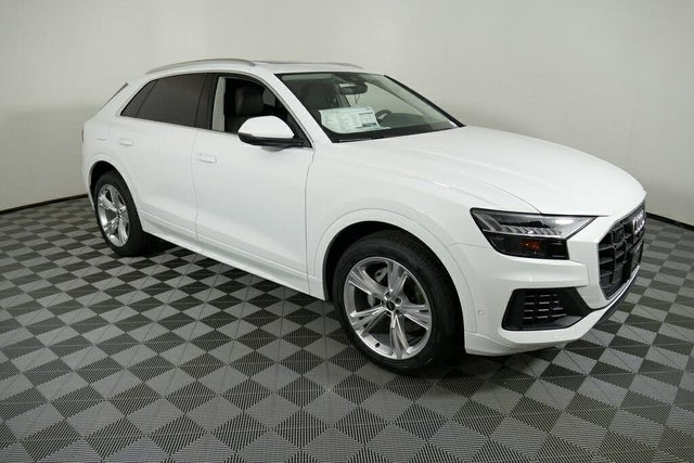 2021 Audi Q8 3.0T quattro Prestige AWD