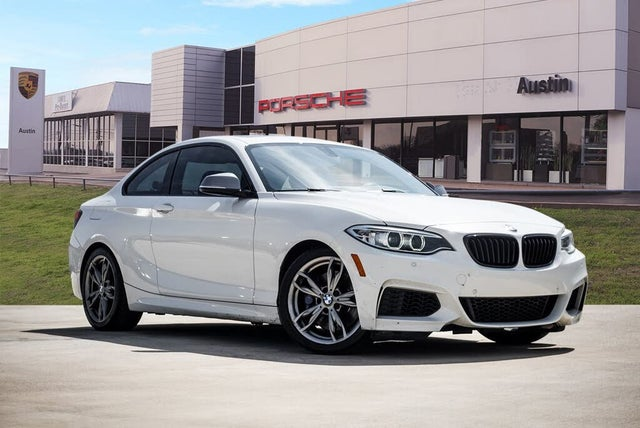 2015 BMW 2 Series M235i Coupe RWD